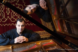 Impetuous Pianist Nicolae Dumitru on London Tour