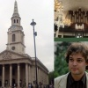 Pianist Andrei Licaret @ St Martin in the Fields