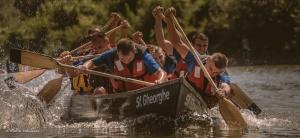 The Romanian Centenary Regatta & 'Romania Day' at Totally Thames 2018