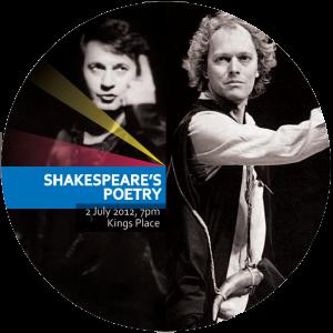 Un regal: Ion Carmitru şi Michael Pennington recită din Shakespeare