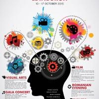 Zilele Culturii Române la Edinburgh (10-17 octombrie 2015)
