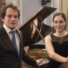 A feast of music by Yoanna Prodanova and Mihai Ritivoiu in the fantastic Enescu Series