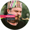 LUCIAN NAGY AT THE RIVER OF MUSIC FESTIVAL