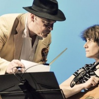 'EUROPALIA Romania' in London: Ada Milea and The Balanescu Quartet