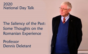 2020 National Day Talk: The Saliency of the Past - Some Thoughts on the Romanian Experience by Professor Dennis Deletant