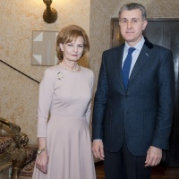 A Royal Conversation: HRH Crown Princess Margareta at the RCI London