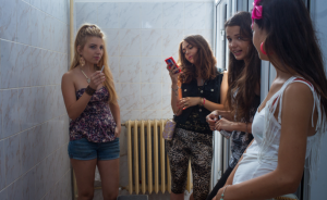 Documents of Youth: Teenage Drama 'The World Is Mine' at the Romanian Cinematheque