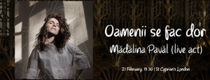 Madalina Paval Band: Album Launch and Concert