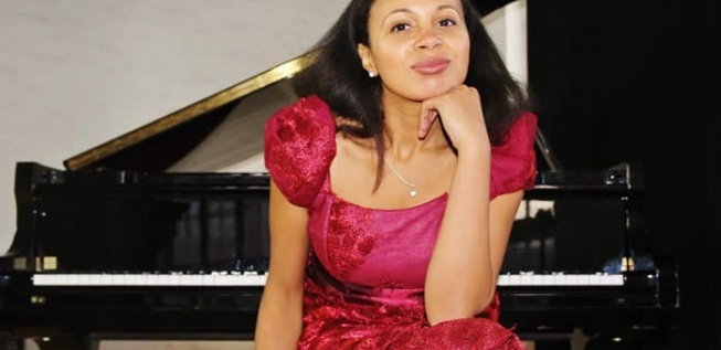 Rebeca Omordia - July Pianist of the World at SMITF