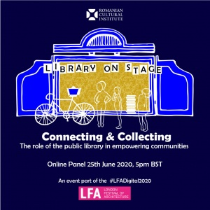Panel #LFADigital2020: Connecting and Collecting. Library on Stage