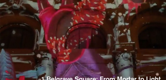 1 Belgrave Square: From Mortar to Light