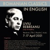 """Romanian Classics in English: LIVIU REBREANU - Film Screening """"Ciuleandra"""" (1985) directed by Sergiu Nicolaescu"""