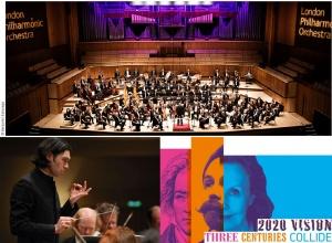 London Philharmonic Orchestra: Jurowski conducts Enescu