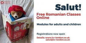 Salut! RCI London's Online Romanian Classes are Back