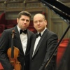 Acclaimed Virtuosos Remus Azoiței and Eduard Stan in the 'Enescu Concerts' Series