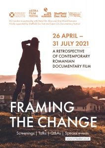 Framing the Change: Retrospectivă de film documentar românesc la Londra