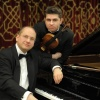 Illustrious Virtuosos Remus Azoiței and Eduard Stan in the 'Enescu Concerts' Series