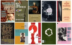 Exhibition: Labours of Love - Romanian Books in English