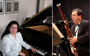 Two Veterans of Prestigious Musical Circuits in the 'Enescu Concerts' Series