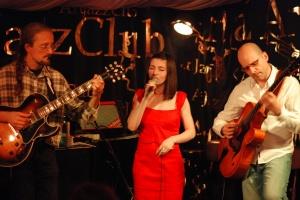 Luiza Zan featuring Sorin Romanescu & Alex Man