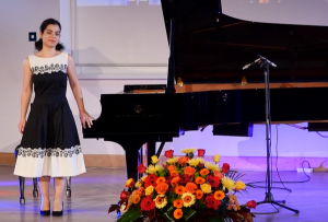 A Romantic Evening of Rachmaninoff with Pianist Diana Ichim
