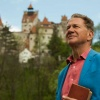 Star Globetrotter Michael Portillo at the Romanian Cultural Institute