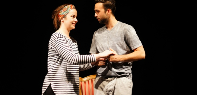 'Ashes Afar' at RCI�s theatrical space