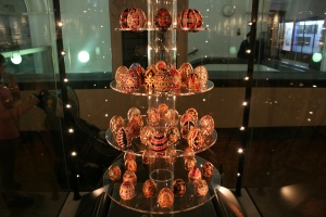 Object in Focus: Romanian Easter Eggs