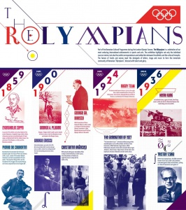 "Meet ""the ROlympians"""